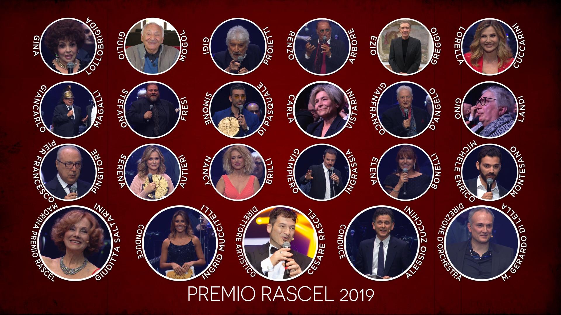 Locandina Premio Rascel