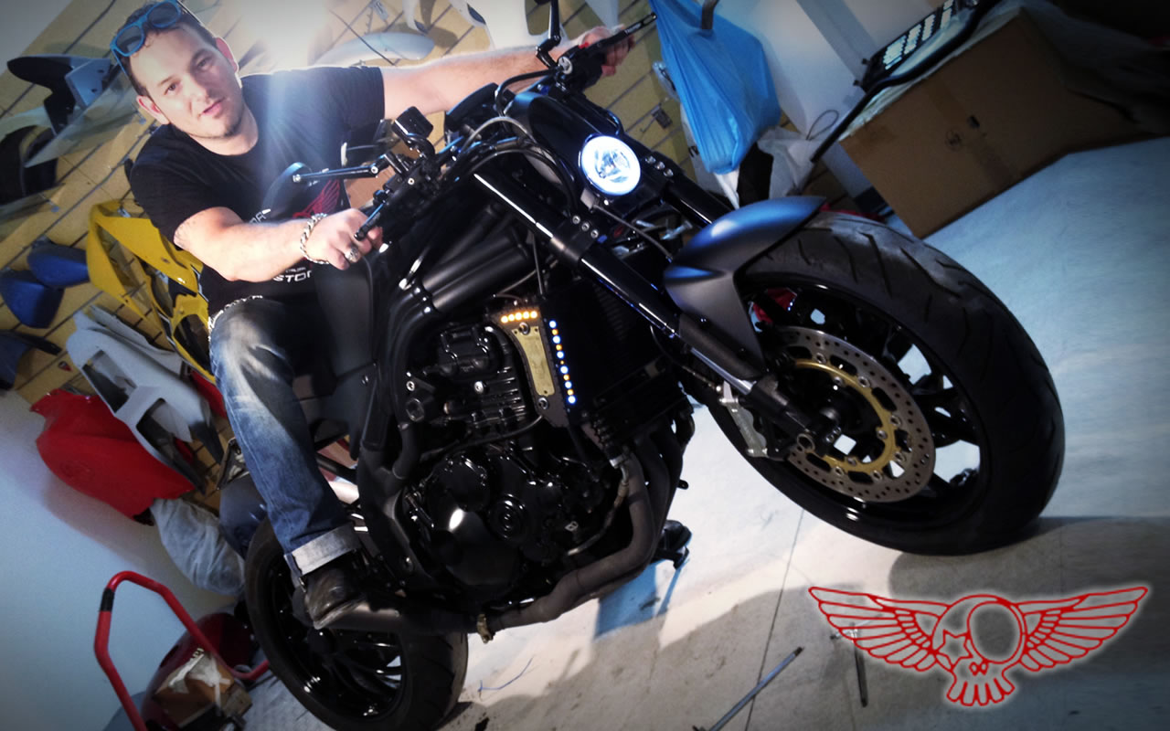 22-25 Triumph Project - Speed Triple Special Custom