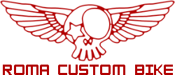 Roma Custom Bike logo