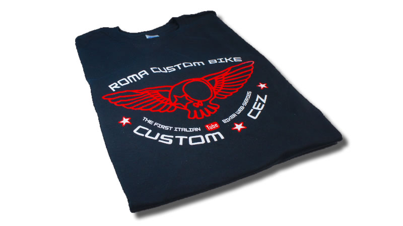 Roma-Custom-Bike-T-Shirt-01
