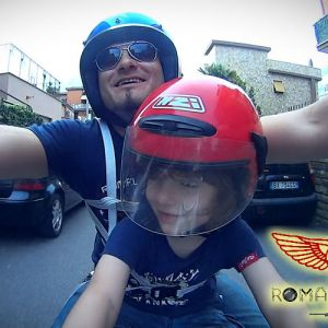 ep 15 03 motorcycle child harness diy