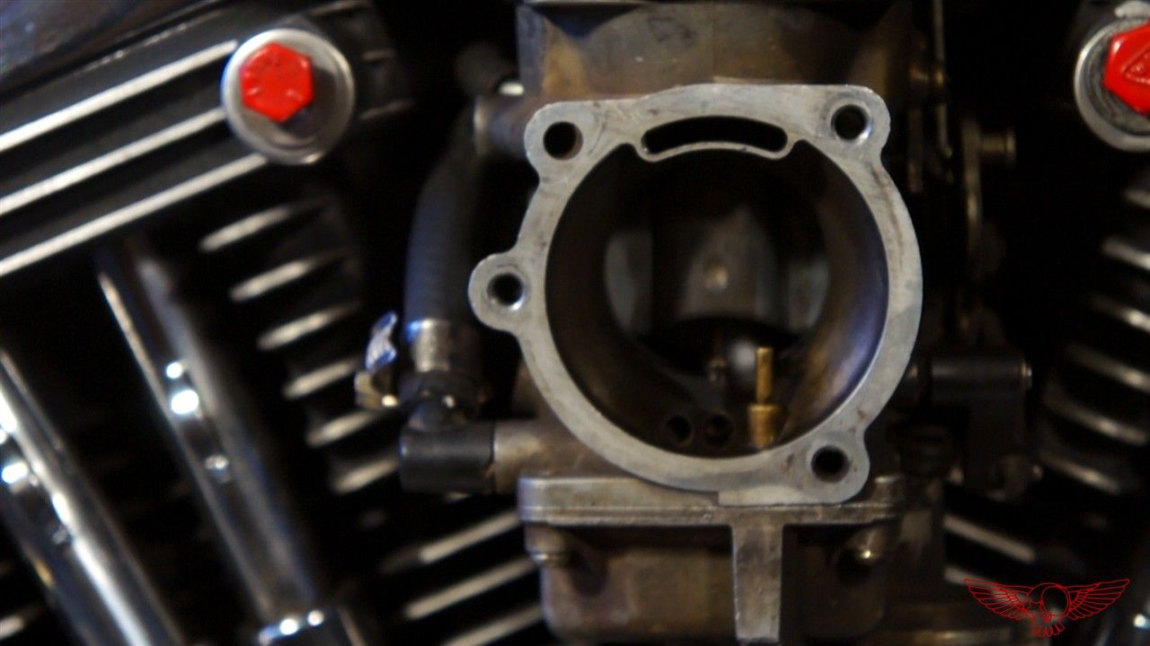 18 rebuild an hd cv carburator and float adjustment
