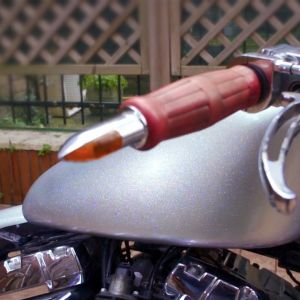 ep 29 16 sportster gas tank on softail motorcycle