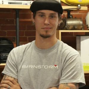 ep10 09 Jake Cutler of Barnstorm Cycles